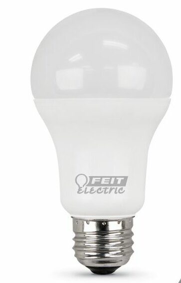 14W Frosted E26 LED Light Bulb (Set of 2) by FeitElectric