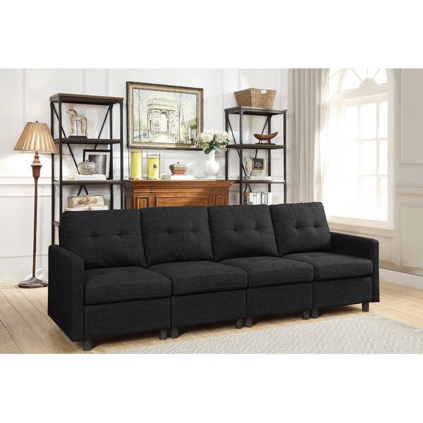 Shop Pre-loved Designer Horley Modular Sofa by Brayden Studio by Brayden Studio