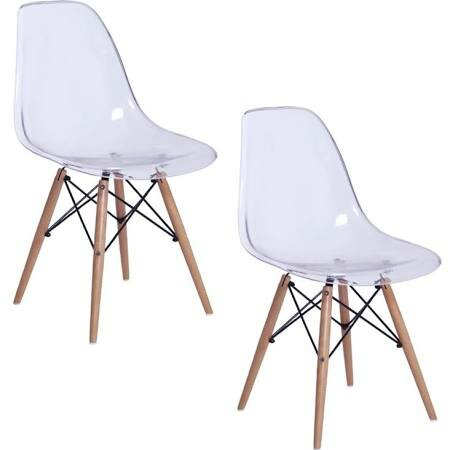 Eresus Dining Chair (Set of 2) by Wrought Studio