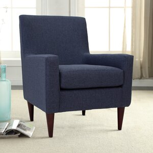 Donham Solid Armchair by Zipcode Design