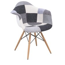 Bullsbrook Plaid Accent Armchair by George Oliver