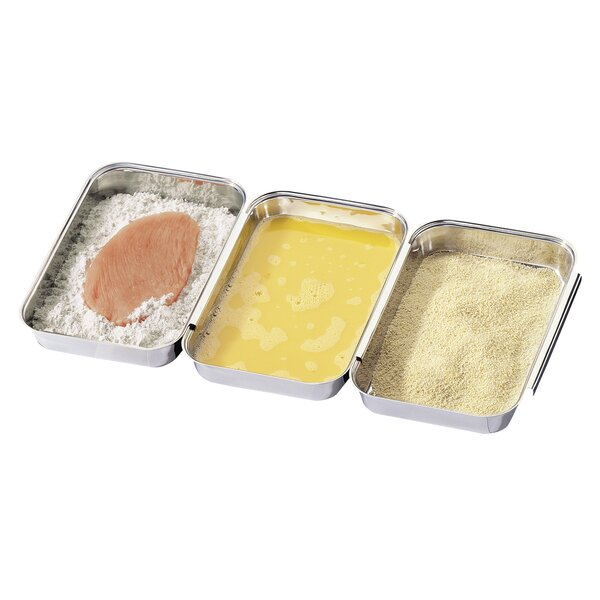 Breading Pans (Set of 3) by Frieling