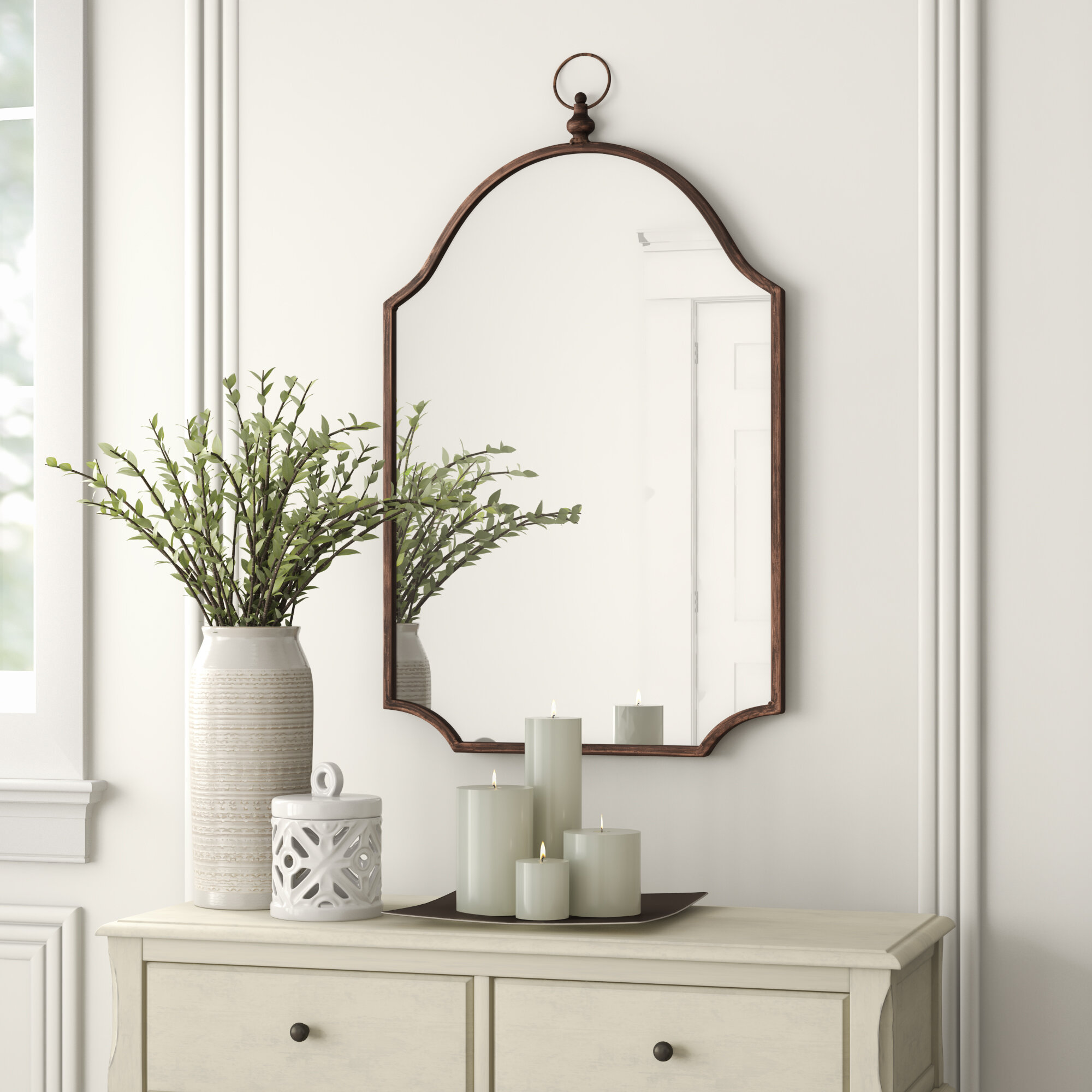 Accent Mirrors Up To 70 Off Through 02 16 Wayfair