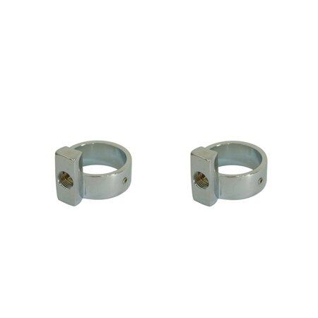 Vintage Drain Bracelet For Supply Line Support by Elements of Design