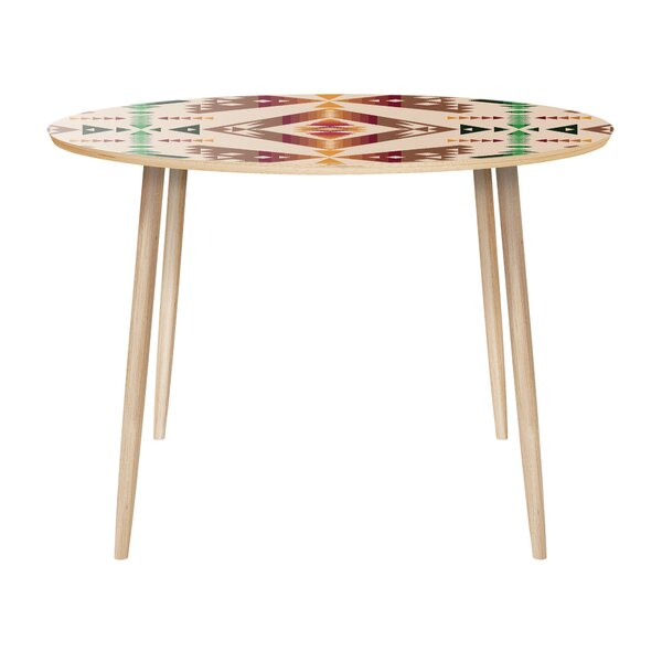 Arcola Dining Table by Bloomsbury Market