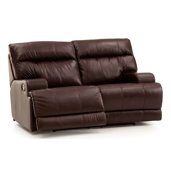 Modern Collection Lincoln Reclining Sofa by Palliser Furniture by Palliser Furniture