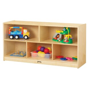 Top Reviews 5 Compartment Cubby with Casters ByJonti-Craft