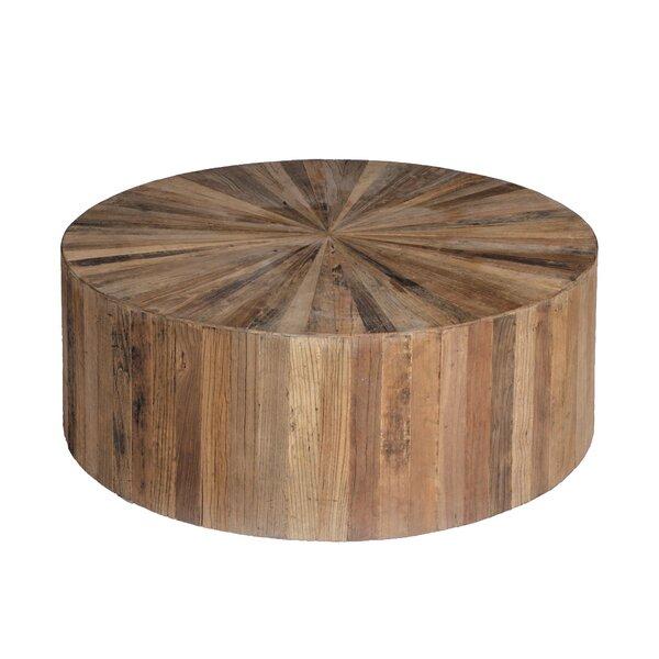 Cyrano Drum Coffee Table by Gabby Gabby