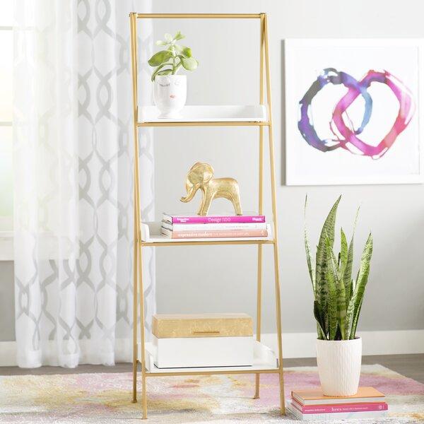 Shangrila Ladder Bookcase by Willa Arlo Interiors