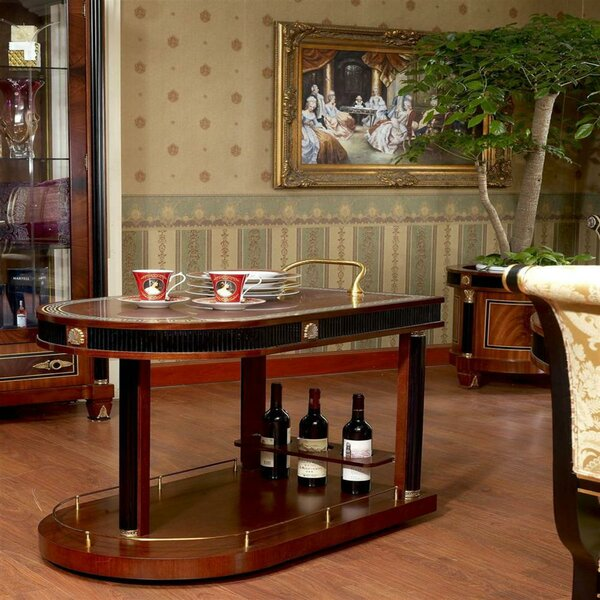Gary Bar Cart by Astoria Grand