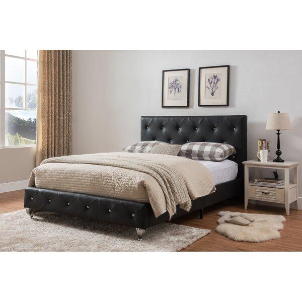 Raelynn Upholstered Standard Bed by Mercer41