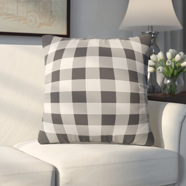 Connolly Outdoor Throw Pillow by Three Posts