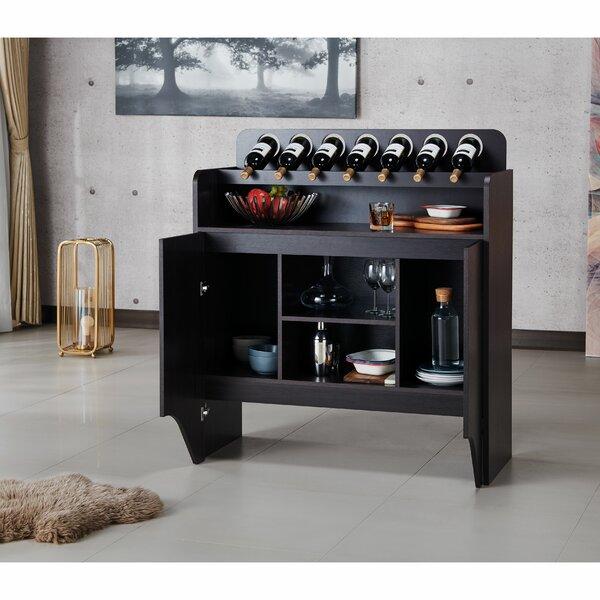 Little Italy Bar Cabinet by Ebern Designs Ebern Designs