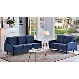 Bedlington 2 Piece Living Room Set by Corrigan Studio®