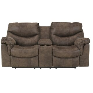 Weddington Reclining Loveseat by Red Barrel Studio SKU:CD943917 Buy