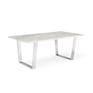 Clower Marble Top Dining Table Part 41