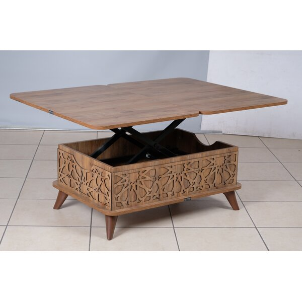 Fennel Lift Top Coffee Table By Bungalow Rose