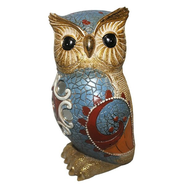 Owl Figurine by ESSENTIAL DÉCOR & BEYOND, INC
