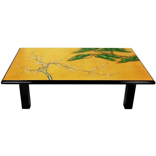 Maurice Coffee Table By World Menagerie