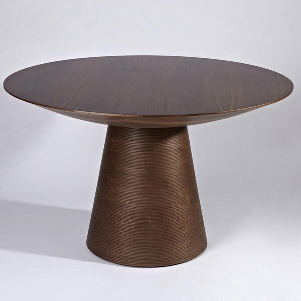 Helmick Pedestal Dining Table by Bloomsbury Market