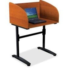 Wood 45.5 Study Carrel by Balt