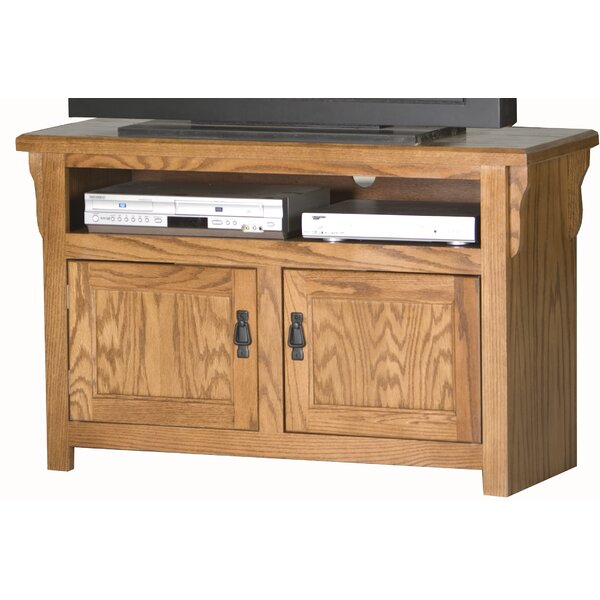 Phelan Solid Wood TV Stand For TVs Up To 55