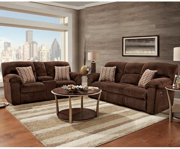 Padang Reclining Configurable Living Room Set by Red Barrel Studio