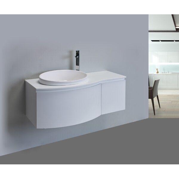 Laszlo 48 Single Bathroom Vanity Set by Orren Ellis