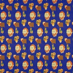 Artist Van Gogh Wallpaper Roll