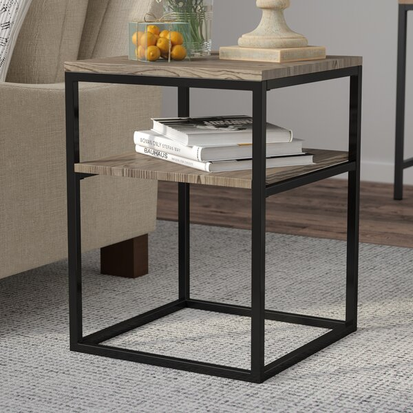 Forteau End Table by Laurel Foundry Modern Farmhouse