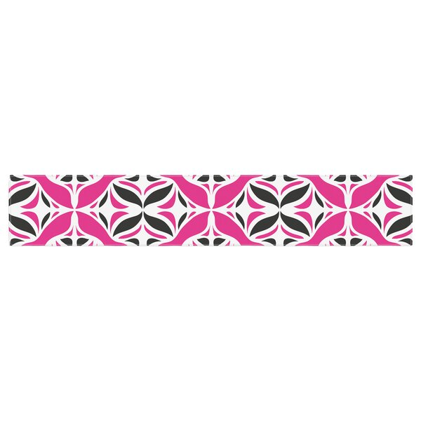 Miranda Mol Think Table Runner by East Urban Home