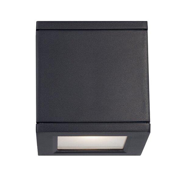 Rubix 2-Light Outdoor Flush Mount by WAC Lighting