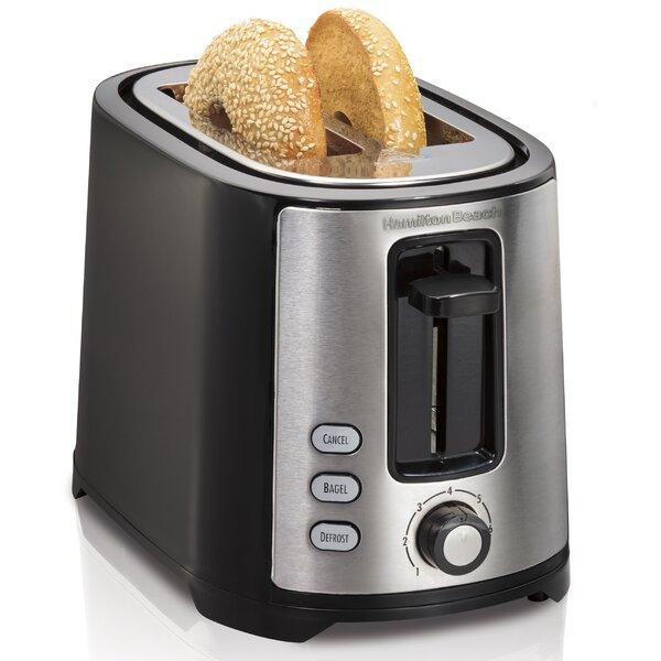 2 Slice Extra-Wide Slot Toaster by Hamilton Beach