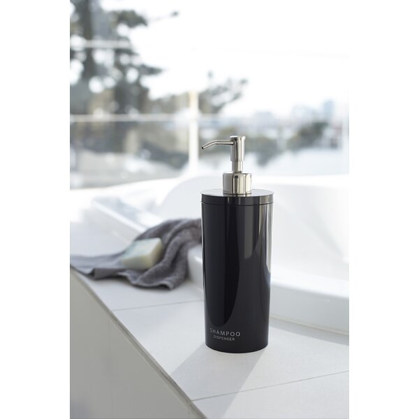 Canel Shampoo and Soap Dispenser by Rebrilliant