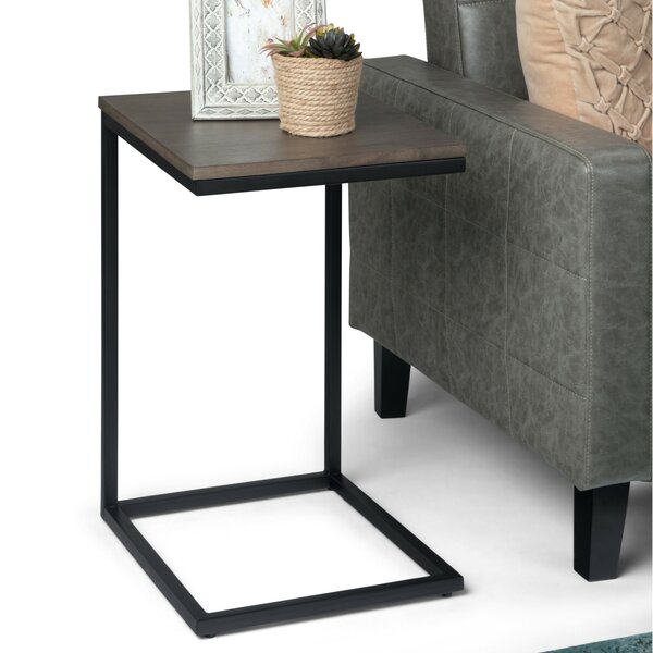 Soule End Table by 17 Stories