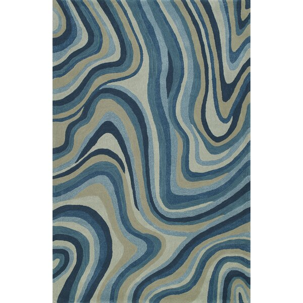 Gorham Hand-Woven Baltic Area Rug by Latitude Run