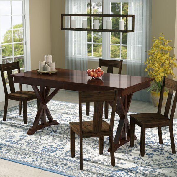 Rockton Extendable Dining Table by Laurel Foundry Modern Farmhouse