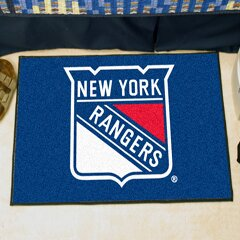 NHL - New York Rangers Tailgater Doormat by FANMATS