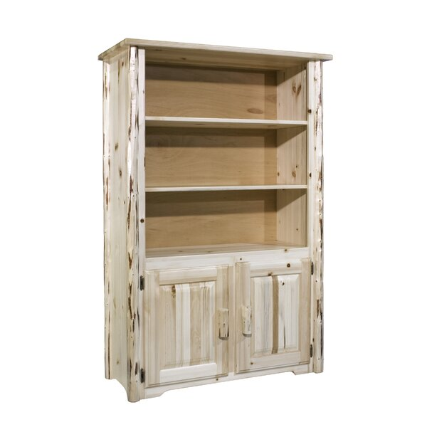 Abordale Standard Bookcase by Loon Peak