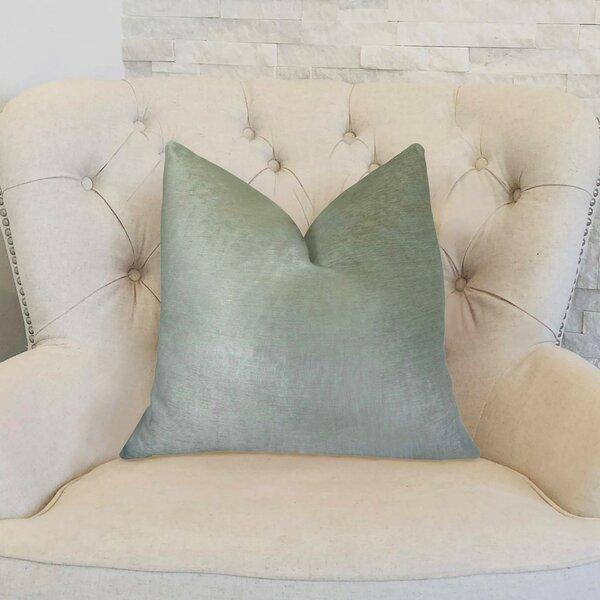 Gardin Handmade Luxury Pillow by Everly Quinn