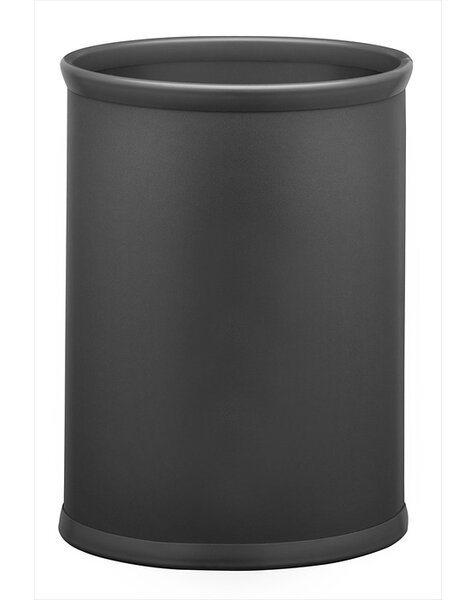 Whately 3.25 Gallon Waste Basket by Charlton Home