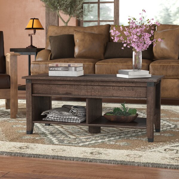 Ellicott Mills Lift Top Coffee Table by Andover Mills
