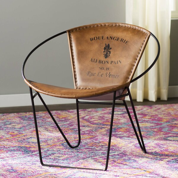 Schaible Papasan Chair by World Menagerie