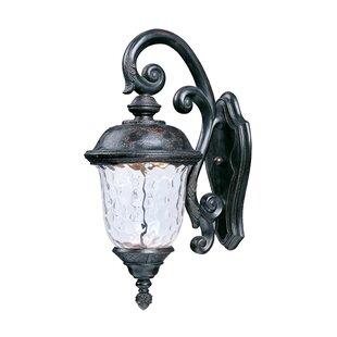 Best Deals Islington 1-Light Outdoor Wall Lantern By Astoria Grand