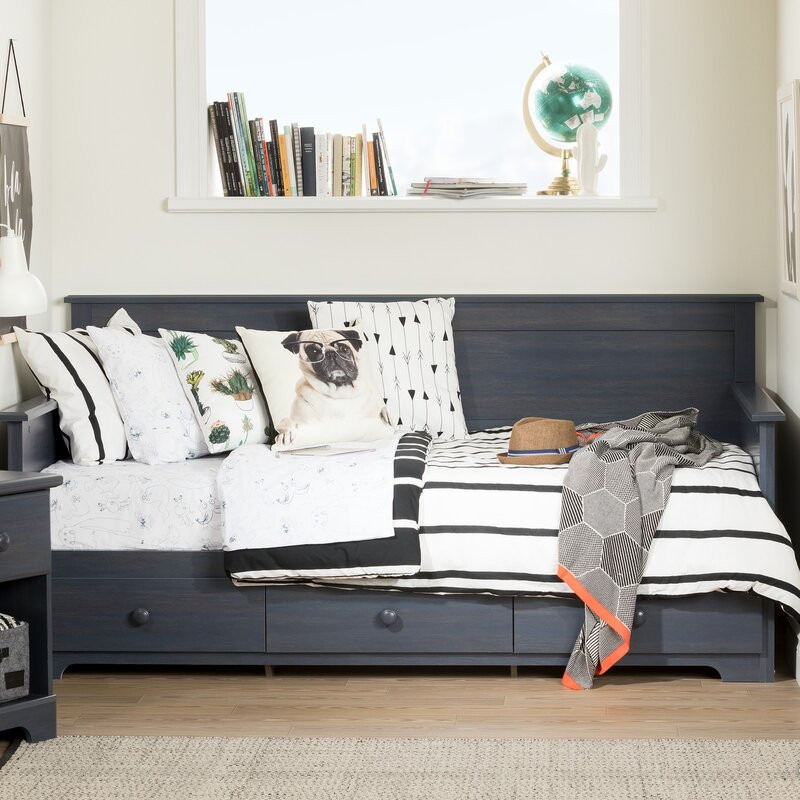Barra Twin Daybed With Storage