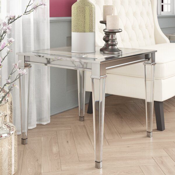 Florrie End Table by Willa Arlo Interiors