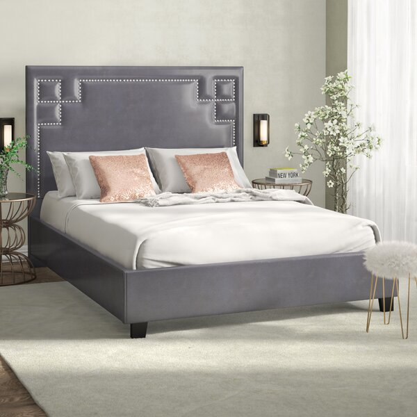 Chianna Queen Upholstered Platform Bed by Willa Arlo Interiors
