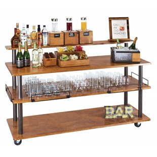 Madera U-Build Bar Cart