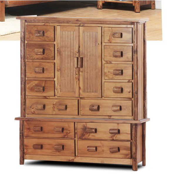 Chelmsford 14 Drawer Combo Dresser by Chelsea Home