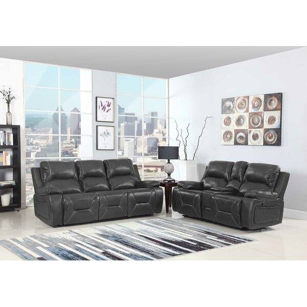 Trower Reclining 2 Piece Living Room Set By Red Barrel Studio